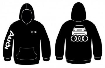 Sweatshirt com capuz para Audi A3 8L Facelift