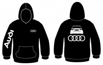 Sweatshirt com capuz para Audi A4 B7 Avant