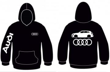Sweatshirt com capuz para Audi Q5