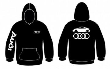 Sweatshirt com capuz para Audi TT 8N