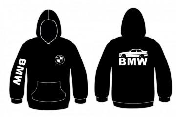 Sweatshirt com capuz para BMW E36