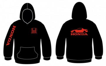 Sweatshirt com capuz para Honda Civic Del Sol