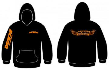 Sweatshirt com capuz para KTM - Ready to race