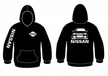 Sweatshirt com capuz para Nissan GTR R34