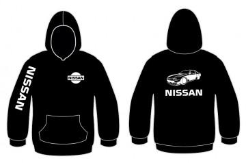 Sweatshirt com capuz para Nissan Silvia S14