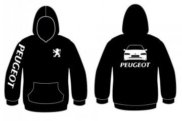 Sweatshirt com capuz para Peugeot 106 mk1