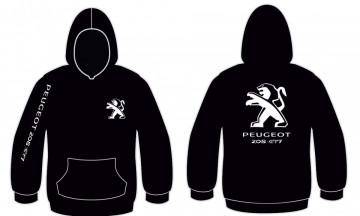Sweatshirt com capuz para Peugeot 208 GTI