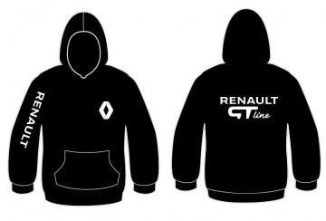 Sweatshirt com capuz para Renault GTline