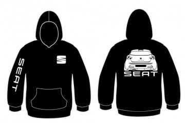Sweatshirt com capuz para Seat Ibiza 6j