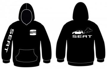 Sweatshirt com capuz para Seat Ibiza 6k2