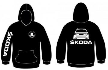 Sweatshirt com capuz para Skoda Octavia