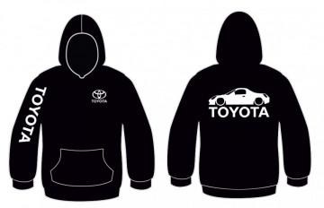 Sweatshirt com capuz para Toyota MR2 Cabrio