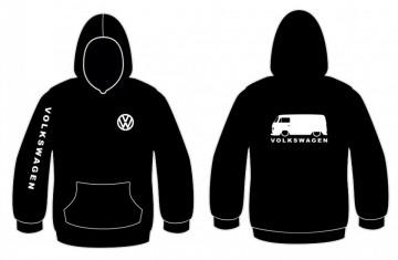 Sweatshirt com capuz para Volkswagen Bus type 2