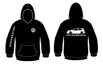 Sweatshirt com capuz para Volkswagen Golf 4 3P