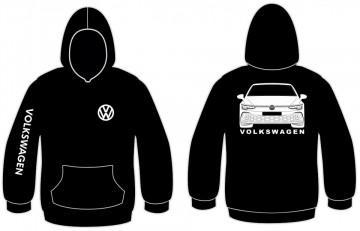 Sweatshirt com capuz para Volkswagen Golf 8 (VIII)