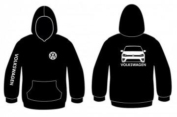 Sweatshirt com capuz para Volkswagen Golf VII