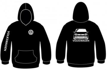 Sweatshirt com capuz para Volkswagen Golf V