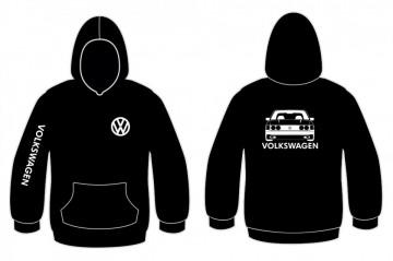 Sweatshirt com capuz para Volkswagen Scirocco I