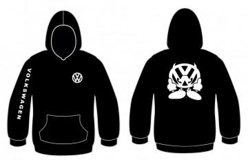Sweatshirt com capuz para Volkswagen