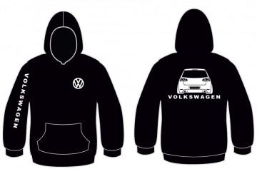 Sweatshirt com capuz para VW Golf 6 GTI