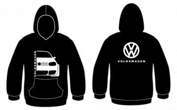 Sweatshirt com capuz para VW Golf IV - 4