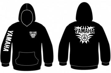 Sweatshirt com capuz para  Yamaha
