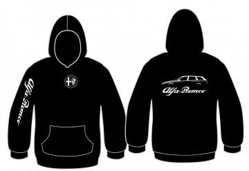 Sweatshirt para Alfa Romeo 156 sw