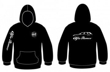 Sweatshirt para Alfa Romeo 159 Sw