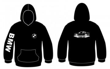 Sweatshirt para BMW E30 M3 Lateral
