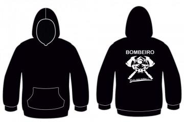 Sweatshirt para Bombeiro Vida por Vidas!