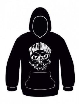 Sweatshirt para Harley Davidson caveira