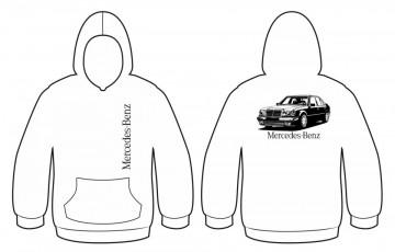 Sweatshirt para Mercedes - Benz w124