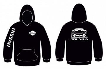 Sweatshirt para Nissan Silvia S14