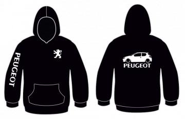 Sweatshirt para Peugeot 206