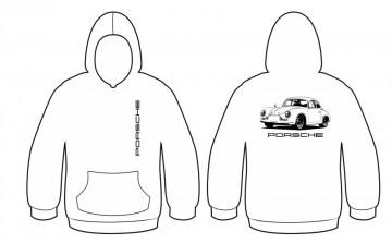 Sweatshirt para Porsche 356