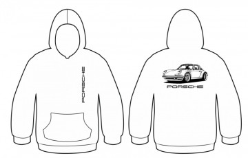 Sweatshirt para Porsche 911