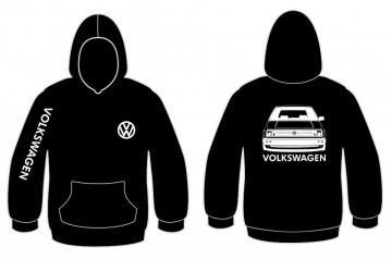 Sweatshirt para Volkswagen MK2 ( farol quadrado )