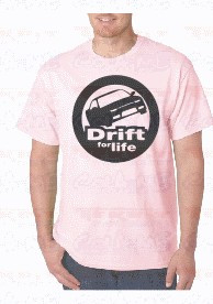 T-shirt  - DRIFT FOR LIFE