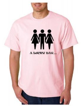 T-shirt - Lucky Day