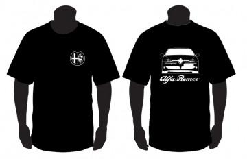 T-shirt para Alfa Romeo 156