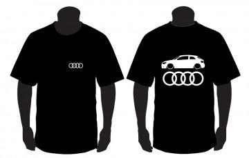 T-shirt para Audi A1