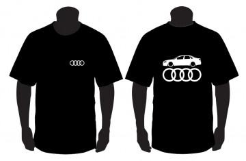 T-shirt para Audi A4 B7 Sedan