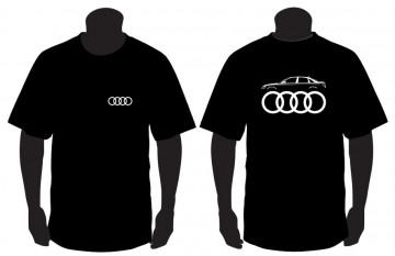 T-shirt para Audi A4 B8