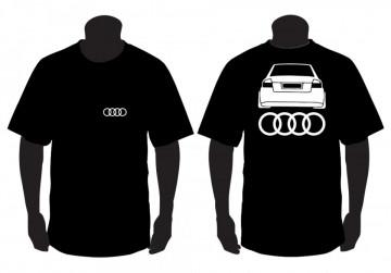 T-shirt para Audi A4