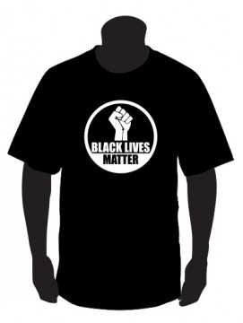 T-shirt para Black Lives Matter