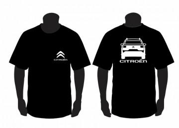 T-shirt  para Citroen Cactus traseira