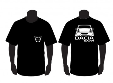 T-shirt para  Dacia Logan