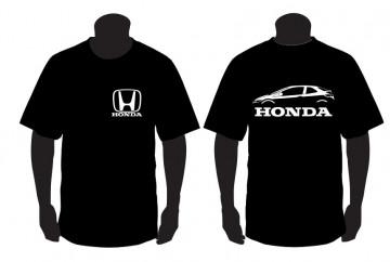 T-shirt para Honda Civic FN