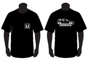 T-shirt para Honda EG