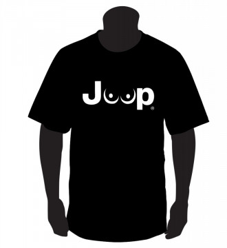 T-shirt para Jeep